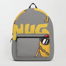 Nug Life Gift Chicken Tender Nugget Backpack