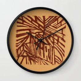 Cross Way Wall Clock