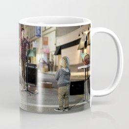 Farmer's Market II, San Luis Obispo Coffee Mug
