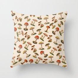 Magical Mushrooms Deko-Kissen