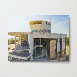 Panoramico de Monsanto | Portugal Metal Print