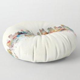 pittsburgh pennsylvania Floor Pillow