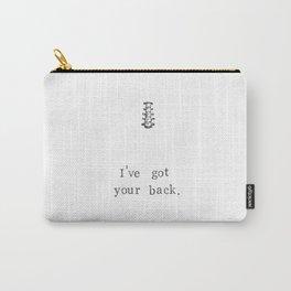 I've Got Your Back Tasche