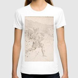 Johann Bayer - Uranometria / Measuring the Heavens (1661) - 04 Cepheus T-shirt