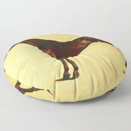 George Stubbs - Pangloss Floor Pillow