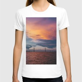 Charleston Sunset XII T-shirt