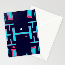Pacman #36DaysOfType Stationery Cards
