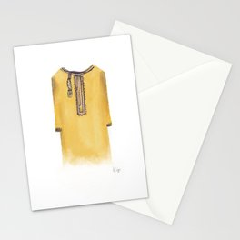 Omani Guy | Yellow Stationery Cards