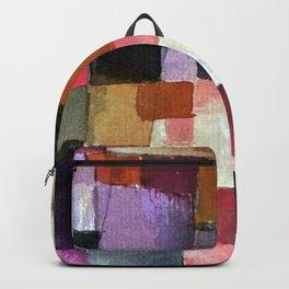 Paul Klee Untitled III Backpack