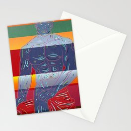 new day is coming 2 Stationery Cards