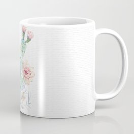 Prettiest Cactus Rose by Nature Magick Coffee Mug