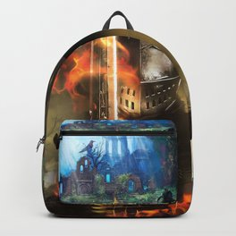 Dark souls Knight of Astora Backpack