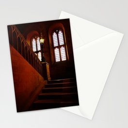 Staircase Oxford University - Fine Art Photography Stationery Cards