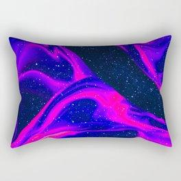 Quantum Entanglement Rectangular Pillow
