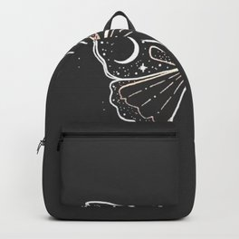 Sun and Moon Butterfly Backpack