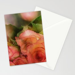 Bouquet Of Roses Stationery Cards