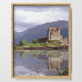 Eilean Donan Castle 37 Serving Tray