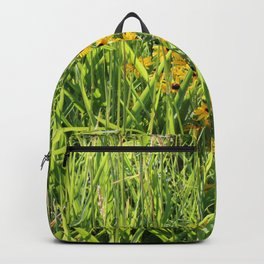 Black Eyed Susan in the Meadow Backpack