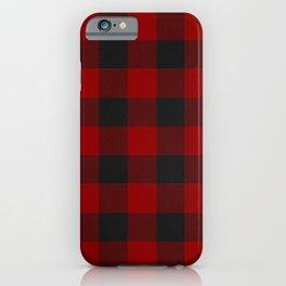 Clan MacGregor Tartan iPhone Case