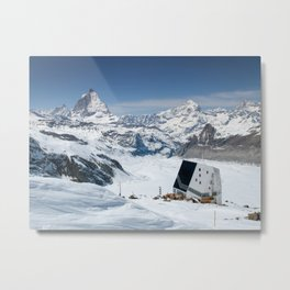 Matterhorn and More Metal Print