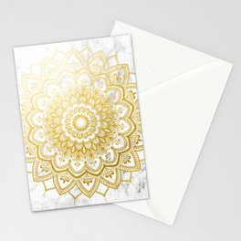 Pleasure Gold Stationery Cards