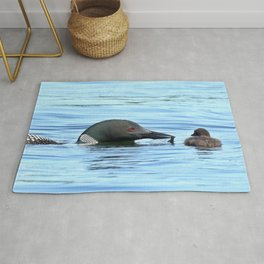 Low key delivery Rug