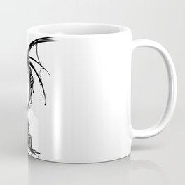 Ink Dragon Coffee Mug