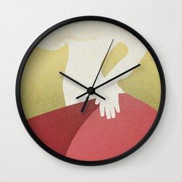 The sun also rises, Fiesta, Ernest Hemingway, classic book cover Wall Clock