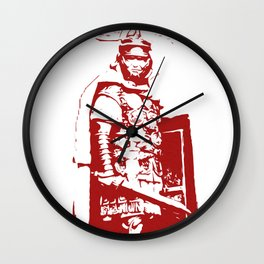Roman Centurion Wall Clock