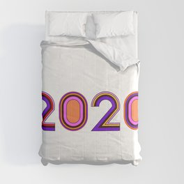 YEAR 2020 Comforters