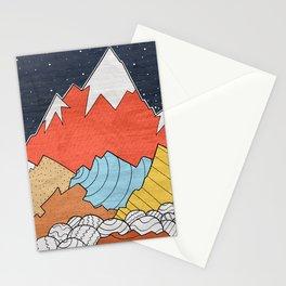 Rocky Mounts Stationery Cards
