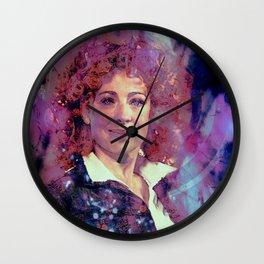River Song Wall Clock