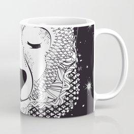 Dreaming Polar Bear Coffee Mug