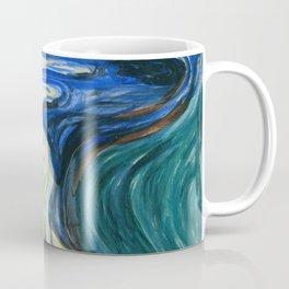 "Edvard Munch ""The Scream"" (1910) Coffee Mug"