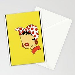 Juana - Harina Pan Stationery Cards