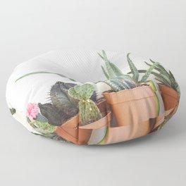 Potted Plants II Floor Pillow