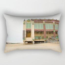 Asbury Park Convention Center Rectangular Pillow