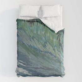 Churning Up Comforters