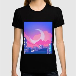 Dreamy Moon Nights T-Shirt