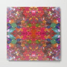 Abstract Mandala 1569 Metal Print