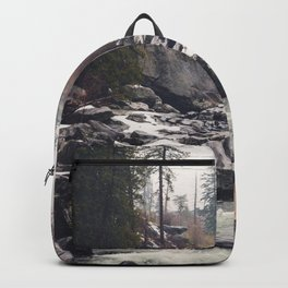 Morning Mountain Escape - Nature Photography Backpack