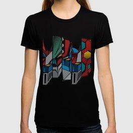 137 Go Nagai Five T-shirt