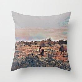 CoalitionClub Throw Pillow