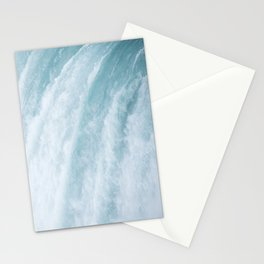 Niagara Falls | Landscape Photography | Turquoise Water | Travel Canada Stationery Cards