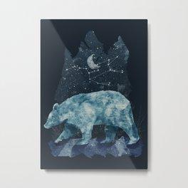 The Great Bear Metal Print