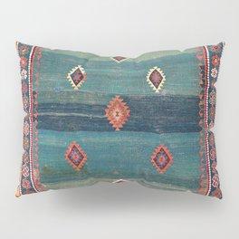 Sivas Antique Turkish Niche Kilim Print Kissenbezug