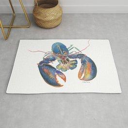 Sea Lobster Rug