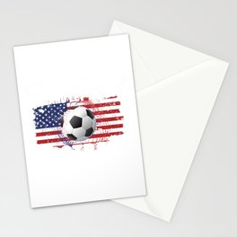 If North Korea Bombs Us The Military Should Kneel And Let The Football Players Handle It! Stationery Cards