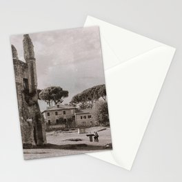 Roman Ruins Stationery Cards