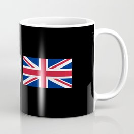 Welder: British Flag Coffee Mug